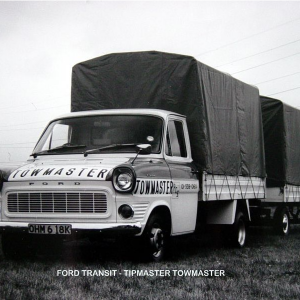 Ford Tipper