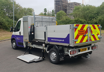 Citroen Chassis Cab
