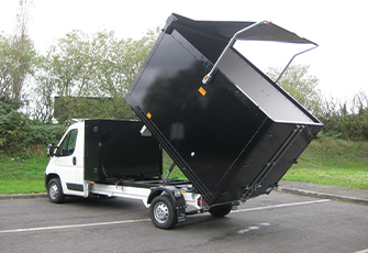 Citroen Relay Junk Removal Tipper